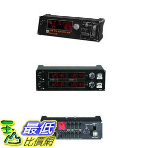 [7美國直購] 羅技 飛行觸控板 Logitech Flight Combo ( Switch , Radio Panel , Multi Panel )