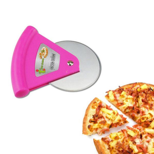 披薩切片滾輪刀 切片滾輪刀 (不挑色) KX3101