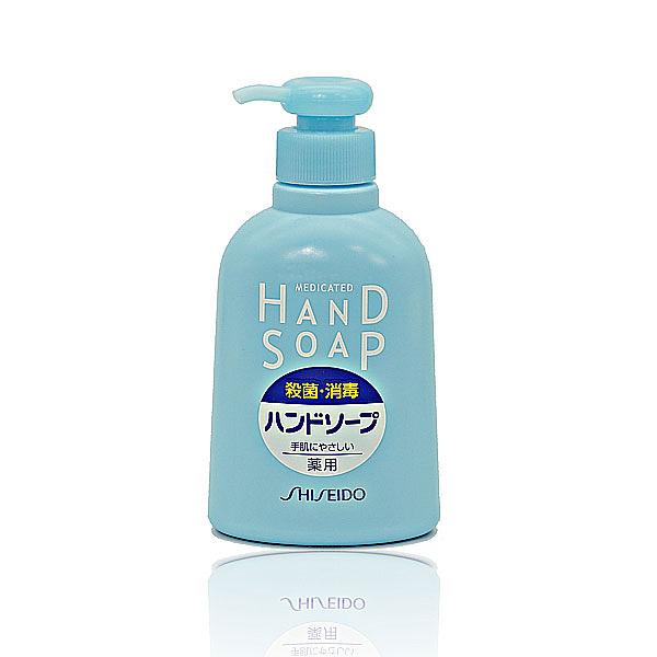 SHISEIDO 保濕抑菌洗手乳250ml【ideas創意好生活】