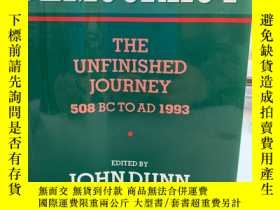 二手書博民逛書店Democracy:罕見The Unfinished Journ