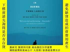 二手書博民逛書店Finding罕見George Orwell In Burma-在緬甸找到喬治·奧威爾Y436638 Emma