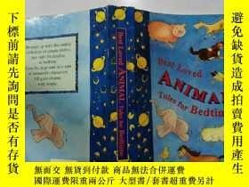 二手書博民逛書店Best罕見loved animal tales for bedtime:睡前最愛的動物故事Y200392