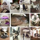 繩貓爬架貓台小型貓架子貓抓板貓抓柱子貓磨爪寵物貓咪玩具