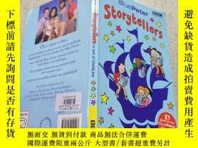 二手書博民逛書店storytellers罕見in aid of childline兒童故事Y212829