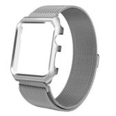 適用apple watch錶帶蘋果手錶錶帶運動金屬通用卡扣款【英賽德3C數碼館】
