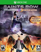 X1 Saints Row IV: Re-Elected + Gat out of Hell 黑街聖徒 4:再次當選(美版代購)