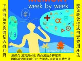 二手書博民逛書店How罕見To Develop A Brilliant Memory Week By WeekY256260