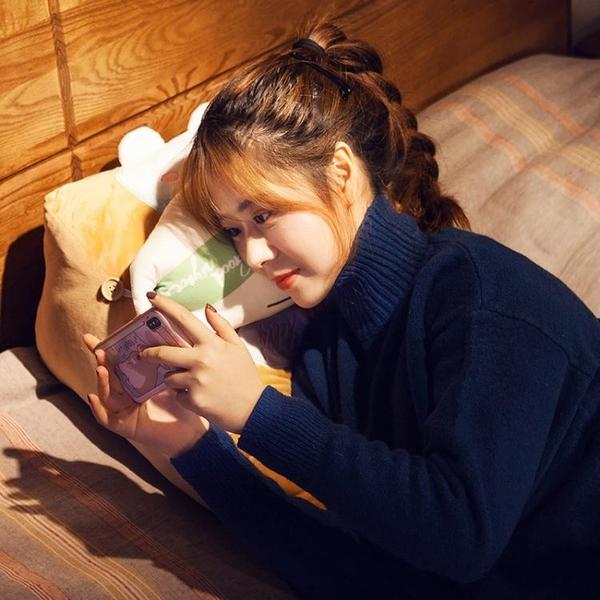 床靠枕 床上三角枕頭靠墊床頭靠枕靠背抱枕臥室單人宿舍靠背墊學生可拆洗ATF 英賽爾