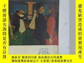 二手書博民逛書店EDVARD罕見MUNCH [外文---4]Y195160 出版