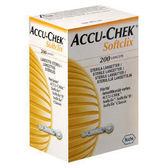 專品藥局 羅氏ACCU-CHEK 舒柔採血針SOFTCLIX 200支入(羅氏血糖機專用)  [2002592]