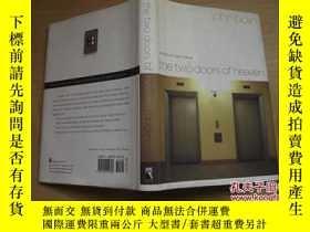 二手書博民逛書店the罕見two doors of heaven 兩扇門天堂Y1