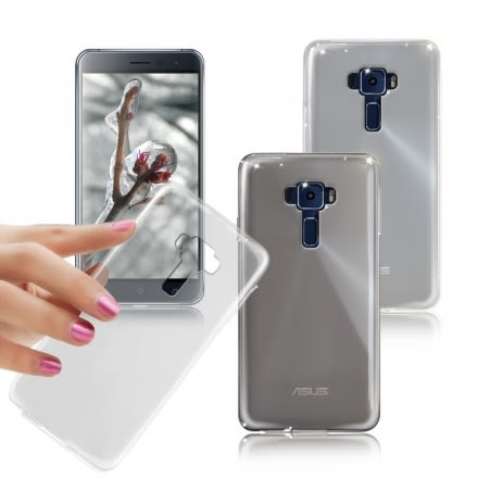 【清庫存】華碩 ASUS ZenFone 3 ZE552KL Z012D 5.5吋TPU超薄軟殼 透明殼 保護殼 背蓋 手機套 Z012DA