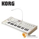 Korg MicroKORG S MK-1S 電子合成器 原廠保固兩年公司貨【MK1S】