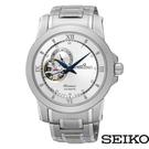 SEIKO 精工 Premier (SSA319J1) 4R39-00P0S 鏤空機械錶