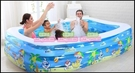 【3C】適合1-2人超大號嬰兒充氣游泳池 兒童寶寶游泳池/戲水池 兒童充氣遊泳池