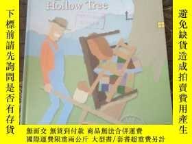 二手書博民逛書店The罕見Man Who Lived in a Hollow Tree (英語) 精裝Y177301 The