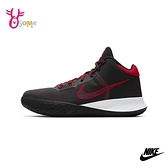 NIKE籃球鞋 男女鞋 KYRIE FLYTRAP 4 EP 高筒籃球鞋 運動鞋 避震 氣墊 Q7104#黑紅◆奧森