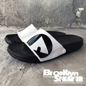 AIR WALK 黑底白鞋面 橡膠  男女 情侶鞋  (布魯克林) 2018/7月 A755220-200