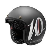 ASTONE安全帽,SP3,K127/消光黑銀