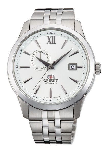 【分期0利率】ORIENT 東方錶 機械錶 原廠公司貨 錶徑4.3公分 FAL00003W 白面