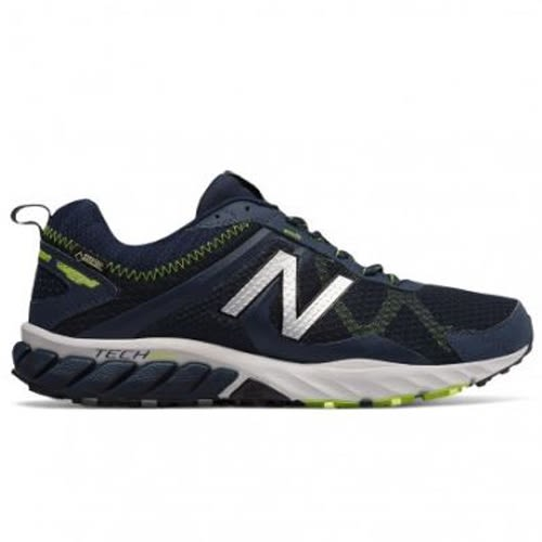 New Balance 男鞋 慢跑 越野 透氣 輕量 回彈 多用途戶外專用大底 深藍【運動世界】MT610GX5