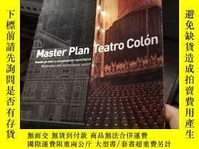 二手書博民逛書店Master罕見Plan Teatro ColonY171502