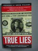 【書寶二手書T4/原文小說_OPA】True Lies_Anthony Lappe, Stephen Marshall