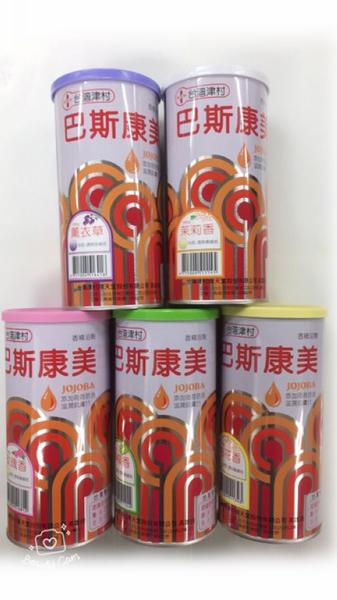 巴斯康美 香精浴劑 玫瑰/薰衣草/柚花/茉莉/檸檬 550g (巴斯克林)