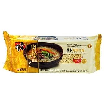 五木-肉燥味拉麵(321g/包)*2包【合迷雅好物超級商城】