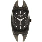 Speedo 狂想手鐲錶-黑