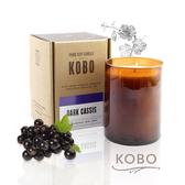 【KOBO】美國大豆精油蠟燭 - 法式莓麗-435g/可燃燒100hr