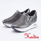 kadia.運動風造型鑽面休閒鞋(990...