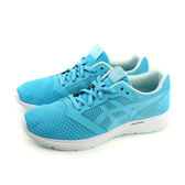 亞瑟士 ASICS PATRIOT 10 運動鞋 慢跑鞋 藍色 女鞋 1012A117-400 no346