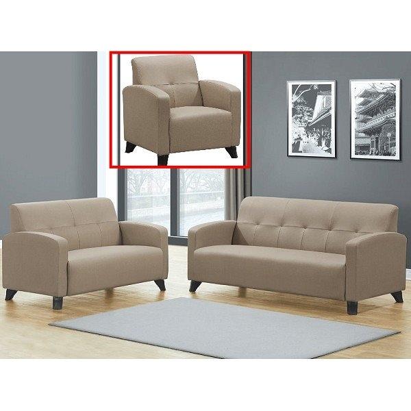 沙發 PK-276-6 101花紋布一人椅沙發【大眾家居舘】