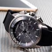 【送米奇電扇】CITIZEN 星辰 限量 鈦 光動能藍芽手錶-黑/48mm BZ1040-09E