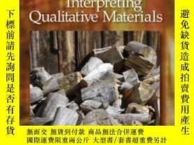 二手書博民逛書店Collecting罕見And Interpreting Qualitative MaterialsY2562