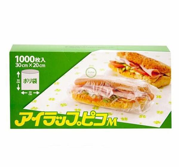 [COSCO代購] C508888 I Wrap Pico PE食物保鮮袋 1000入