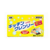 日本 無磷廚房洗碗皂(小) 350g 附吸盤 碗盤 洗碗精 環保 節省 日本製