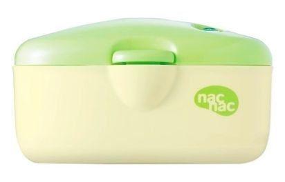 『121婦嬰用品館』Nac Nac-嬰兒濕紙巾加熱器(贈超純水濕巾60抽×2包)