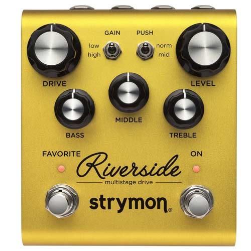 【敦煌樂器】Strymon Riverside 效果器