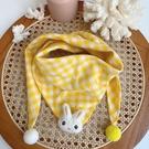 兒童三角巾可愛純棉圍巾潮秋冬寶寶男童女童圍脖冬季超萌小孩女孩
