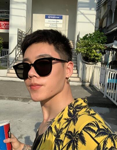 新款潮男士韓版偏光太陽鏡