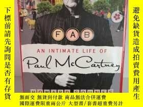 二手書博民逛書店Fab罕見: An Intimate Life of Paul