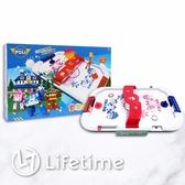 ﹝波力歡樂氣動球組﹞正版 桌上冰棍球 兒童玩具 益智玩具組 波力 POLI〖LifeTime一生流行館〗