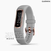 GARMIN 運動休閒 智慧錶 智能錶 vivosmart 4 心率智慧手環 男錶 女錶 中性錶 灰色 010-01995-42