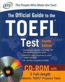 (二手書)Official Guide to the TOEFL Test 4/e(with CD-ROM)