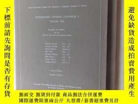 二手書博民逛書店外文書罕見INTEGRATED SPOKEN JAPANESE I(VOLUME ONE——TWO) 共2本合售奇
