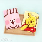 【卡通純棉童巾】Norns 正版授權 Kanahei小動物 小熊維尼 毛巾