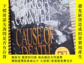 二手書博民逛書店CAUSE罕見OF DEATHY25624 WARNER BOOKS WARNER BOOKS