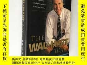 二手書博民逛書店The罕見Wal-Mart Way: The Inside St
